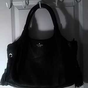 Leather Shoulder Bag Kate Spade